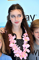 "Kaitlin Stauffer at the world premiere for ""Hotel Transylvania 3: Summer Vacation"" at the Regency Village Theatre, Los Angeles, USA 30 June 2018<br /> Picture: Paul Smith/Featureflash/SilverHub 0208 004 5359 sales@silverhubmedia.com"