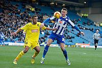 Sheffield Wednesday v Huddersfield 23.11.13