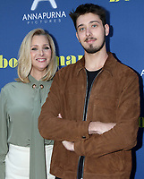 LOS ANGELES, CA - MAY 13: Lisa Kudrow, Julian Murray Stern at the Special Screening of Booksmart at the Theater at the Ace Hotel in Los Angeles, California on May 13, 2019.  <br /> CAP/MPI/DE<br /> &copy;DE//MPI/Capital Pictures