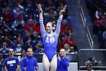 2017 BYU Women's Gymnastics vs Utah