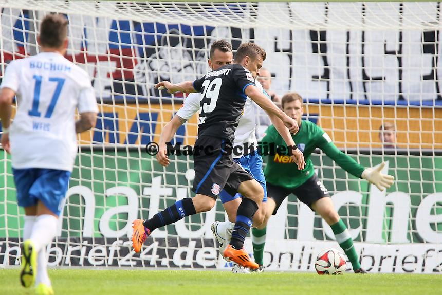 Zlatko Dedic (FSV) zieht ab - FSV Frankfurt vs. VfL Bochum, Frankfurter Volksbank Stadion