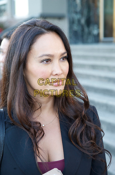 "Tia Carrere.in True Justice (series 7, Episode 7 ""Lethal Justice: Part 1"").*Filmstill - Editorial Use Only*.CAP/NFS.Supplied by Capital Pictures."