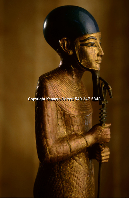 Ptah statue, KV 62, Tutankhamun and the Golden Age of the Pharaohs, Page 204