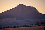 Sunset over Cerro Romaldo near San Luis Obispo San Luis Obispo County, CALIFORNIA