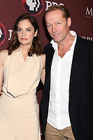 LOS ANGELES - FEB 1:  Ruth Wilson, Ian Glen at the Masterpiece Photo Call at the Langham Huntington Hotel on February 1, 2019 in Pasadena, CA