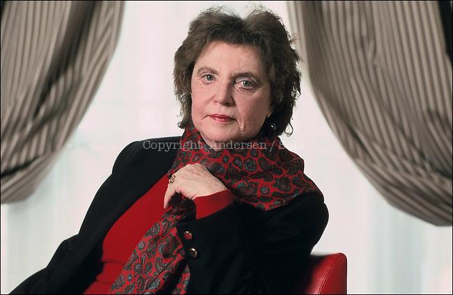 Muriel Spark in 1991.