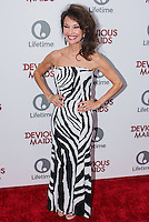 PACIFIC PALISADES, CA - JUNE 17: Susan Lucci attends the Lifetime original series 'Devious Maids' premiere party held at Bel-Air Bay Club on June 17, 2013 in Pacific Palisades, California. (Photo by Celebrity Monitor)