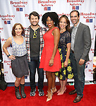 The 8th Annual Broadway Salutes - Red Carpet