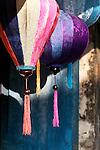 Silk Lanterns 02 - Silk lanterns, Hoi An, Vietnam