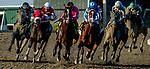 September 21, 2019 : Math Wizard #1, ridden Irad Ortiz, wins the Pennsylvania Derby during Pennsylvania Derby Day at PARX Racing and Casino in Bensalem, Pennsylvania. Sydney Serio/Eclipse Sportswire/CSM