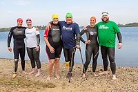 Great East Swim - PR Photoshoot Alton Water
