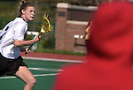 15342Ohio Lacrosse VS. Davidson 4/26/02