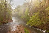Wissahickon Creek; Fairmount Park, ; PA, Philadelphia,