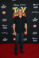 "LOS ANGELES, CALIFORNIA - JUNE 11:Tom Hanks attends the premiere of Disney and Pixar's ""Toy Story 4"" on June 11, 2019 in Los Angeles, California. <br /> CAP/MPIFS<br /> ©MPIFS/Capital Pictures"