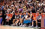 Basketball - ACB Endesa League.<br /> Valencia BC (75) vs (79) Caja Laboral.<br /> Fuente de San Luis Pavillion &quot;La Fonteta&quot;.<br /> 11 - 11 - 2012 Valencia (Spain)