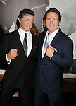 HOLLYWOOD, CA - AUGUST 15: Sylvester Stallone and Frank Stallone arrive at the 'The Expendables 2' - Los Angeles Premiere at Grauman's Chinese Theatre on August 15, 2012 in Hollywood, California.