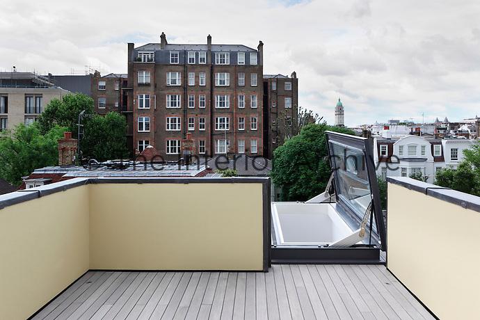 Anopen rooflight