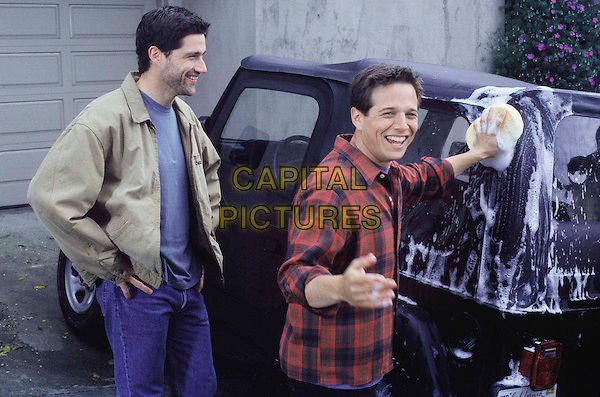 "MATTHEW FOX & SCOTT WOLF.in Party of Five.""All?s Well...That Ends Well"" .Season 6: 99/2000.Ref: FB.www.capitalpictures.com.sales@capitalpictures.com.Supplied by Capital Pictures"