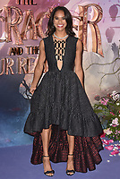 Misty Copeland <br /> 'The Nutcracker and the Four Realms' European Film Premiere at Westfield, London, England  on November 01,  2018.<br /> CAP/PL<br /> &copy;Phil Loftus/Capital Pictures