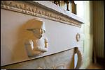 La casa dove visse Bernardino Drovetti. Viaggiatore, diplomatico e collezionista mise assieme i reperti che furona raccolti nel primo museo di Antichità ed Egizio di Torino.