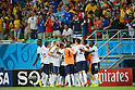 France team group (FRA), <br /> JUNE 20, 2014 - Football /Soccer : <br /> 2014 FIFA World Cup Brazil <br /> Group Match -Group E- <br /> between Switzerland 2-5 France <br /> at Arena Fonte Nova, Salvador, Brazil. <br /> (Photo by YUTAKA/AFLO SPORT) [1040]