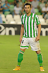 Ruben Castro during the match between Real Betis and Recreativo de Huelva day 10 of the spanish Adelante League 2014-2015 014-2015 played at the Benito Villamarin stadium of Seville. (PHOTO: CARLOS BOUZA / BOUZA PRESS / ALTER PHOTOS)