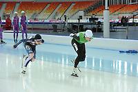 SPEEDSKATING: SOCHI: Adler Arena, 19-03-2013, Training, Jan Blokuijsen (NED), © Martin de Jong