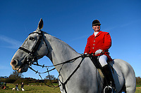 Boxing Day Hunt Hadleigh 2016