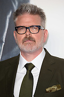 director, Christopher McQuarrie arriving for the &quot;Mission: Impossible - Fallout&quot; premiere at the BFI IMAX South Bank, London, UK. <br /> 13 July  2018<br /> Picture: Steve Vas/Featureflash/SilverHub 0208 004 5359 sales@silverhubmedia.com