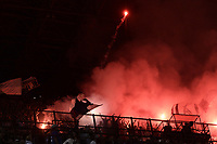tifosi Rijeka Supporters <br /> Milano 28-09-2017 Stadio Giuseppe Meazza Football Europa League 2017/2018 Group D Milan - Rijeka Foto Image/Insidefoto