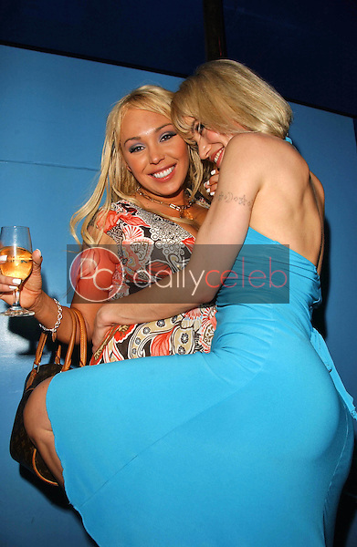 Mary Carey and Rena Riffel<br />at the Birthday Party for Mary Carey. Play, Hollywood, CA. 06-15-07<br />Dave Edwards/DailyCeleb.com 818-249-4998