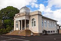 Honomu Hongwanji Buddhist Temple, Honomu, Big Island.