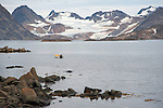 Kulusuk Glacier Greenland