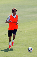 Coentrao during Real Madrid´s first training session of 2013-14 seson. July 15, 2013. (ALTERPHOTOS/Victor Blanco) ©NortePhoto