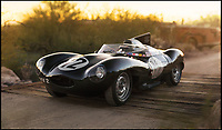 Yours for £11million - Stirling Moss' Le Man Jag.