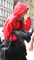 NEW YORK, NY - MAY 4: Gigi Hadid seen in New York City on May 04, 2018. Credit: RW/MediaPunch