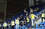 KOSARKA, BEOGRAD, 11. Nov. 2012. -  Utakmica 8. kola ABA lige izmedju Partizana i Crvene zvezde u okviru sezone 2012/2013.  Foto: Nenad Negovanovic