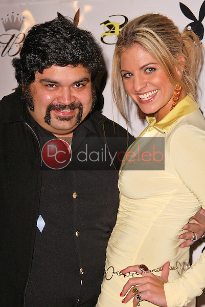 Joe Nunez and Bridgetta Tomarchio<br /> at the Playboy July 2005 Issue Release Party for Cover Model Joanna Krupa, Montmartre Lounge, Hollywood, CA 06-15-05<br /> David Edwards/DailyCeleb.Com 818-249-4998