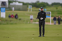 Henrik Stenson (SWE) looks over his approach shot on 16 during round 2 of the AT&T Byron Nelson, Trinity Forest Golf Club, Dallas, Texas, USA. 5/10/2019.<br /> Picture: Golffile | Ken Murray<br /> <br /> <br /> All photo usage must carry mandatory copyright credit (© Golffile | Ken Murray)