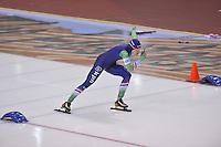 SPEED SKATING: SALT LAKE CITY: 22-11-2015, Utah Olympic Oval, ISU World Cup, 1000m Ladies, Marrit Leenstra (NED), ©foto Martin de Jong