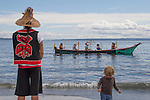 Native Images - Canoe Journey 2016