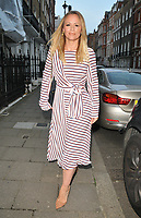 Kimberley Walsh at the Tom and Giovanna Fletcher's &quot;Eve of Man&quot; book launch party, The Marylebone Hotel, Welbeck Street, London, England, UK, on Thursday 31 May 2018.<br /> CAP/CAN<br /> &copy;CAN/Capital Pictures