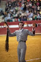 Festival taurino en La Flecha
