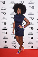 Clara Amfo<br /> at the Radio 1 Teen Awards 2016, Wembley Arena, London.<br /> <br /> <br /> ©Ash Knotek  D3188  22/10/2016