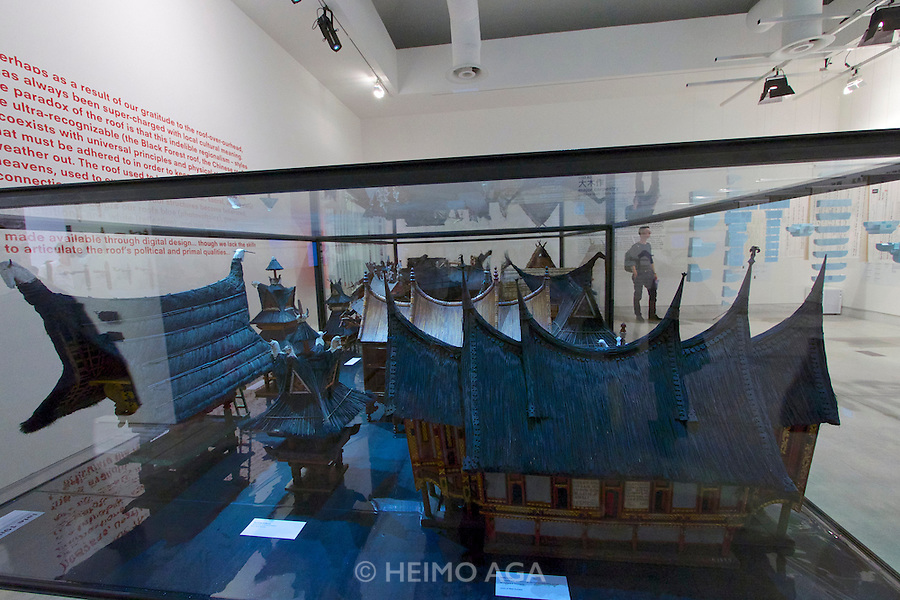 Venice, Italy. 14th Architecture Biennale 2014, &quot;fundamentals&quot;.<br /> Giardini.<br /> Central Pavillion. &quot;Elements of Architecture&quot; supervised by Rem Koolhaas.