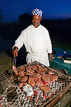 Sully Cooking Kudu & Antelope