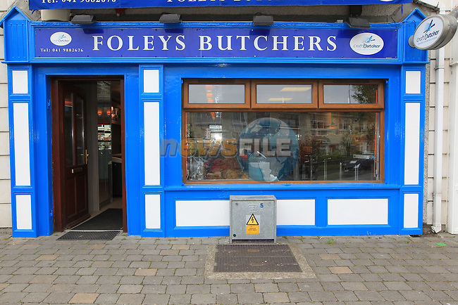 Foleys Butchers in Duleek Co Meath.Picture Fran Caffrey www.newsfile.ie