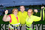 Marie Ryan and Anne O'Shea from Curraheen who are training for the Tralee marathon on Tuesday night.