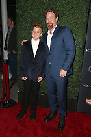 "08 January 2019 - Hollywood, California - Leo Martini, Max Martini. The premiere of ""SGT. Will Gardner"" at ArcLight Hollywood. Photo Credit: F. Sadou/AdMedia"