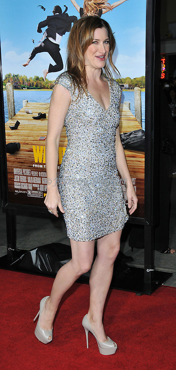 Kathryn Hahn at the World Premiere of Wanderlust held at the Mann Village in Westwood, CA.. February 16, 2012